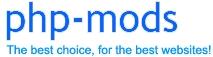 php mods logo
